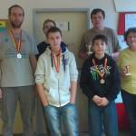 medailisté